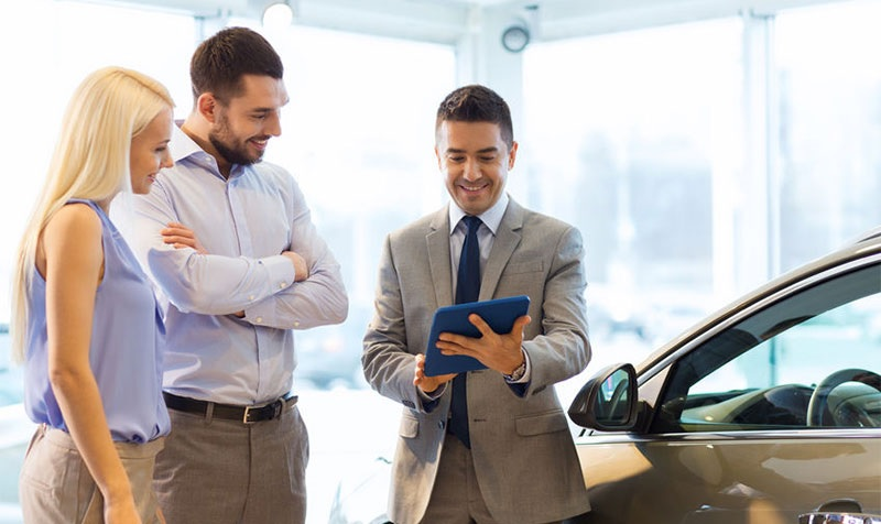 Car salespeople provide plenty of Great Examples of Conceptual Selling