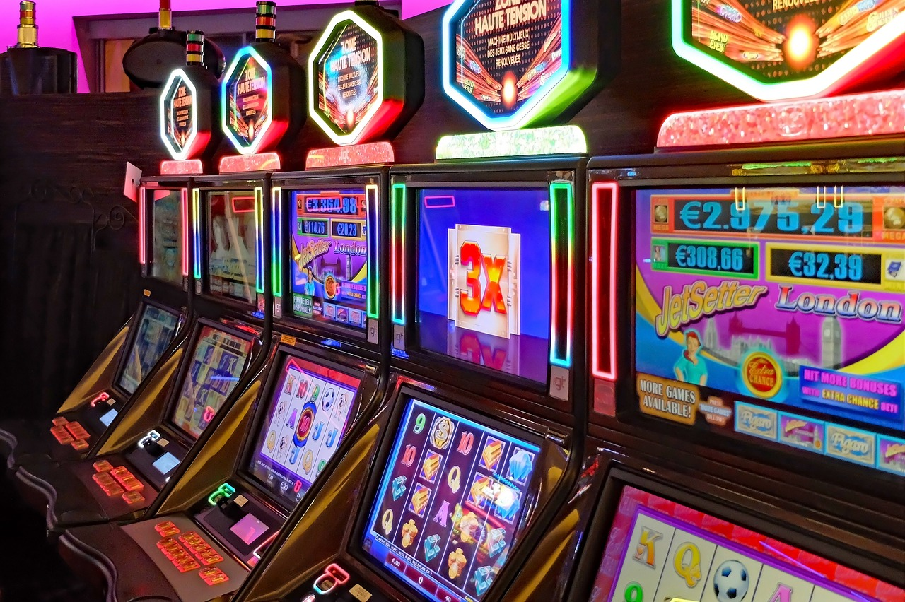 Best casino winning slots las vegas